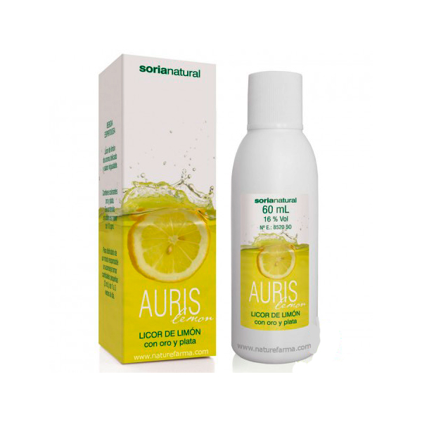 Foto de AURIS LEMON 60ML SORIA NATURAL